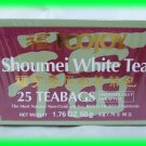 FOOJOY NATURAL SHOUMEI CHINESE WHITE TEA - USA SELLER