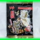 RICE CRACKERS WRAPPED IN SEAWEED & PEANUTS SNACK