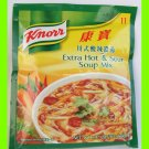KNORR CHINESE EXTRA HOT & SOUR SOUP MIX - USA SELLER