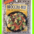 KIKOMAN CHINESE BROCCOLI BEEF STIR-FRY SEASONING MIX