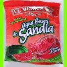 INSTANT WATERMELON DRINK MIX - EL MEXICANO BRAND