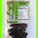 FRUIT FLAVORED BEEF JERKY ASIAN SNACK - USA SELLER