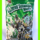 DELICIOUS LAYERED SEAWEED MELTS SNACK - NO TRANS FAT