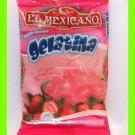 DELICIOUS FRESA STRAWBERRY GELATIN DESSERT- EL MEXICANO