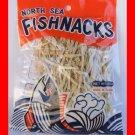 DELICIOUS NORTH SEA FISHNACKS ASIA FISH SNACK - US SHIP