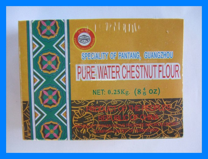 WATER CHESTNUT FLOUR PURE ALL NATURAL - USA SELLER