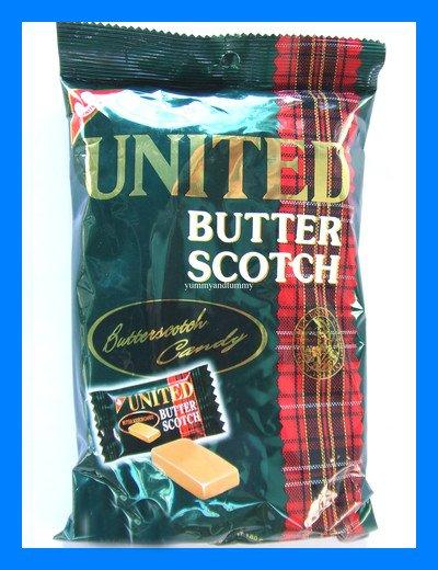 UNITED BRAND THAILAND BUTTERSCOTCH CANDY - USA SELLER