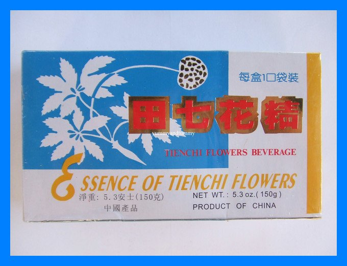 TIENCHI FLOWERS CHINESE DRINK BEVERAGE - USA SELLER