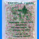 THAI MINI COLOR TAPIOCA PEARLS ALL NATURAL - USA SELLER