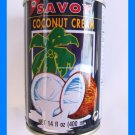 SAVOY THAI COCONUT CREAM 14 OZ. - USA SELLER