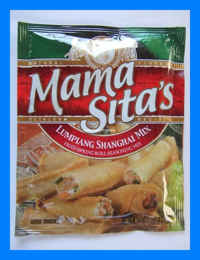 LUMPIANG SHANGHAI ASIA FRIED SPRING ROLL SEASONING MIX