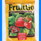 FRUITGO ASIAN STRAWBERRY FRUIT HARD CANDY - USA SELLER