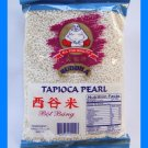BUDDHA BRAND THAI MINI WHITE TAPIOCA PEARLS - US SELLER