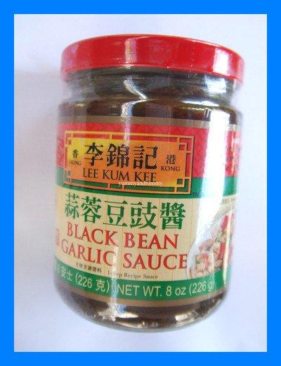 BLACK BEAN GARLIC SAUCE FOR STIR-FRY OR STEAMING FOOD