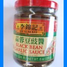 BLACK BEAN GARLIC SAUCE FOR STIR-FRY OR STEAMING FOOD