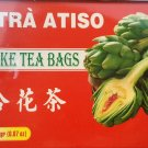 ARTICHOKE TEA 100 TEA BAGS ALL NATURAL - USA SELLER