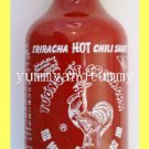 Sriracha Hot Chili Sauce in Natural Color,  Made from Sun Ripened Chiles