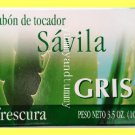 3 BARS NATURAL ALOE VERA SOAP - FRESHENS AND MOISTURIZES YOUR SKIN - USA SELLER
