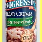 PROGRESSO BRAND BREAD CRUMBS ITALIAN STYLE - USA SELLER