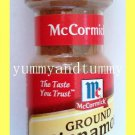 McCORMICK BRAND GROUND CINNAMON 100% ALL NATURAL - USA SELLER