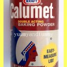 KRAFT CALUMET DOUBLE ACTING BAKING POWDER - USA SELLER