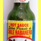 EL YUCATECO BRAND CHILE HABANERO GREEN HOT SAUCE - USA SELLER