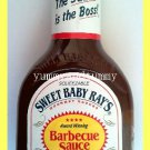 SWEET BABY RAY'S BRAND AWARD WINNING GOURMET BARBECUE BBQ SAUCE - USA SELLER