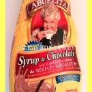 NESTLE CHOCOLATE SYRUP - FOR ICE CREAM, MILK, DESSERTS, RECIPES - USA SELLER