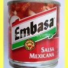 EMBASA BRAND MEXICAN SALSA MEXICANA - USA SELLER