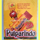 PULPARINDO HOT & SALTED TAMARIND PULP CANDY, MADE WITH REAL TAMARIND