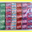 CANEL'S CHEWING GUM 60 PACKETS - FIVE ASSORTED FLAVORS - USA SELLER