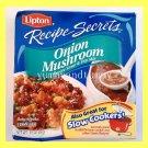 LIPTON ONION MUSHROOM RECIPE SOUP AND DIP MIX - USA SELLER