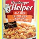 BETTY CROCKER HAMBURGER HELPER CHEESEBURGER MACARONI - USA SELLER