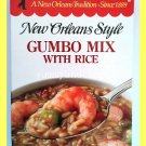ZATARAIN'S GUMBO MIX WITH RICE NEW ORLEANS STYLE - USA SELLER