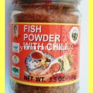 Thai Fish Powder with Chili Spice - USA Seller