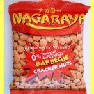 Nagaraya Cracker Nuts Barbeque Flavor Snack, No Transfat or Cholesterol