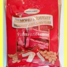 Golden Bonbon Crunchy Almond Nougat Sweet Snack - USA Seller