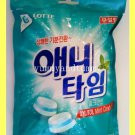 Xylitol Mint Candy Freshens Breath- Lotte Korea Brand - USA Seller