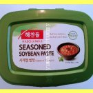 Seasoned Soybean Paste 1 Pound - No Preservatives or Artificial Colors