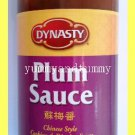 Dynasty Chinese Plum Sauce for Cooking and Dipping - USA Seller