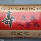 KOREAN GINSENG TEA NATURAL - USA SELLER
