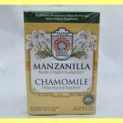 4 PACKS NATURAL CHAMOMILE HERBAL TEA - HELPS IMPROVE DIGESTION