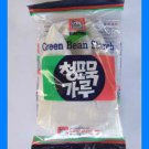 KOREAN GREEN BEAN STARCH ALL NATURAL - ONE POUND
