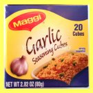 GARLIC SEASONING CUBES (20 CUBES) - USA SELLER