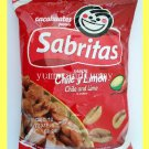CHILE AND LIME FLAVORED PEANUTS SNACK - USA SELLER