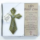 "Life's Prayer Cross 4"" Gift Innovations Religious Inspiration Crosses Comfort"