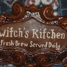 Witch's Kitchen Sign