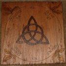 Triquetta Pendulum Board