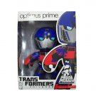 Transformers Mighty Muggs - Optimus Prime in Flame Suit