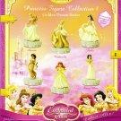 Disney Princess Figure Collection 8 Golden Dream Series